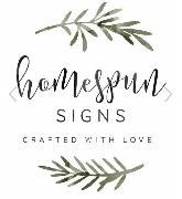 """looking for """"homespun"""" and """"signs"""" font please"""