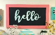 looking for this hello font