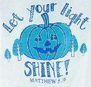 Let your light SHINE! font?