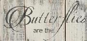 Font for Butterflies please.
