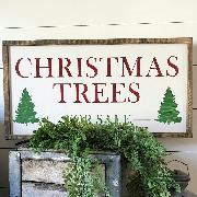 looking for the Christmas Trees font