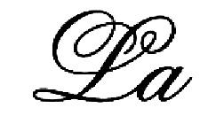 '' L a ''