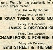 Old NME advert