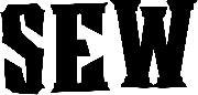 Biker type font