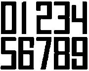 Salerno Numbers