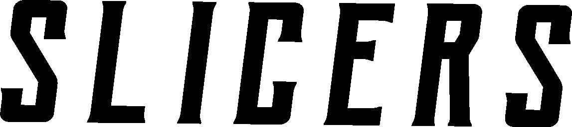 Slicers font