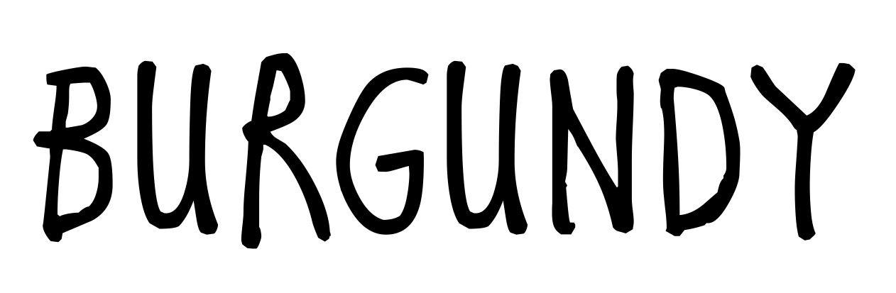 handwritte font
