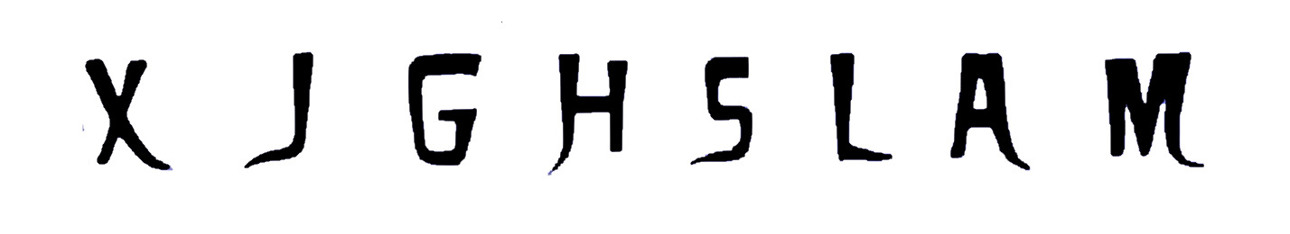 I NEED A FREE FONT THAT IS CLOSE TO THIS. EXACT IS NOT NECESSARY.