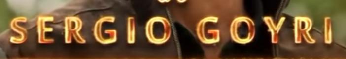 sergio goiry font