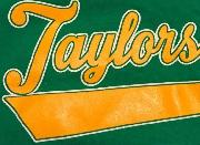 Font for Taylors?