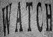 Unkown Serif Font