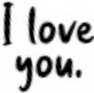 I love ya