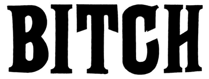 Gothic Serif Font with Slanted Crossbars