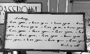 I love you script font