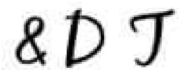 &DT -letter