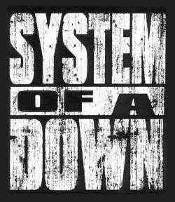 Help Me Finding System Of A Down's Logo font