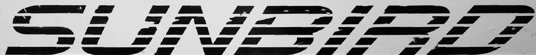 Logo from old Sunbird boat