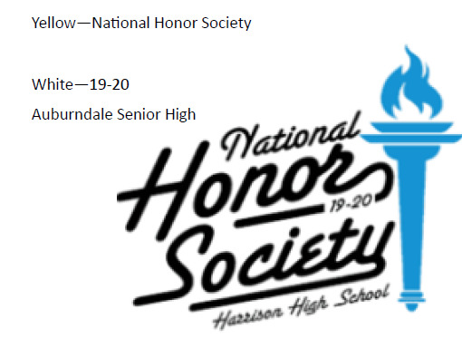 National Hor Society Font