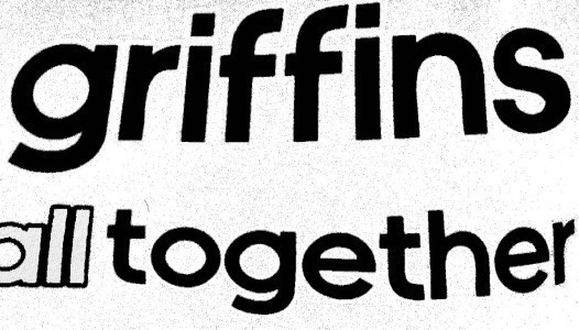 Still looking for this font. griffins