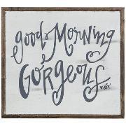 good morning gorgeous font