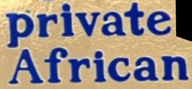 privare african