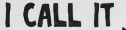 I DON'T FIND THIS FONT