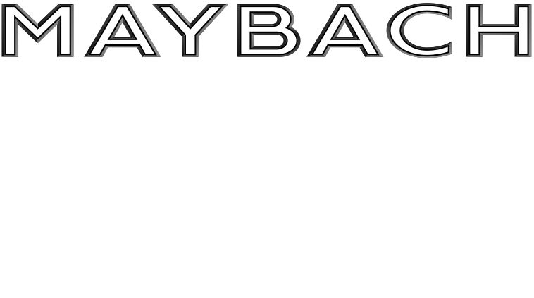 maybachralf42 1691 - what font is