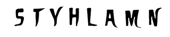 WHAT FONT IS THIS?