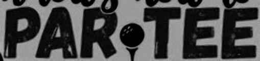 Partee Font?