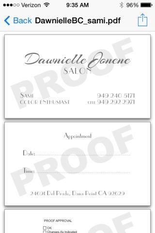 The words Dawnielle Jonene are what font? lol