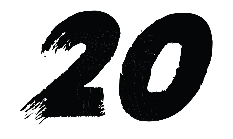 20 th