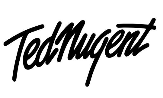 Ted Nugent Font By Digi 4820