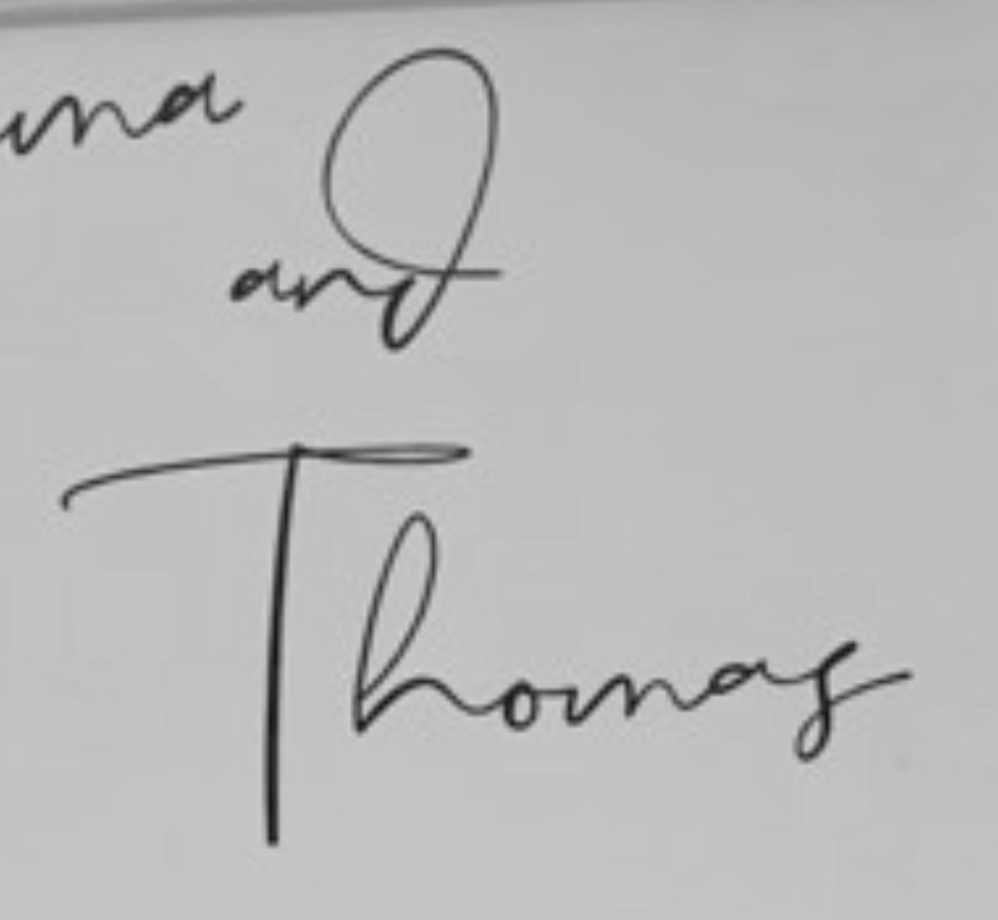 Name of this signature style font
