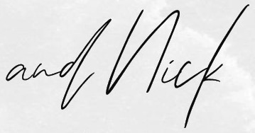 and Nick font