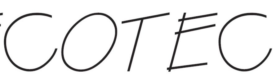 ID FONT: COTEC