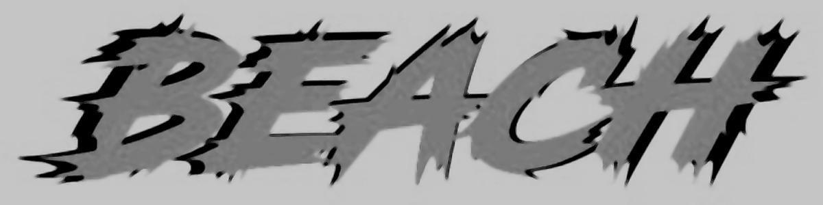 Aggressive Font