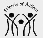 Friends of Autism - Font name