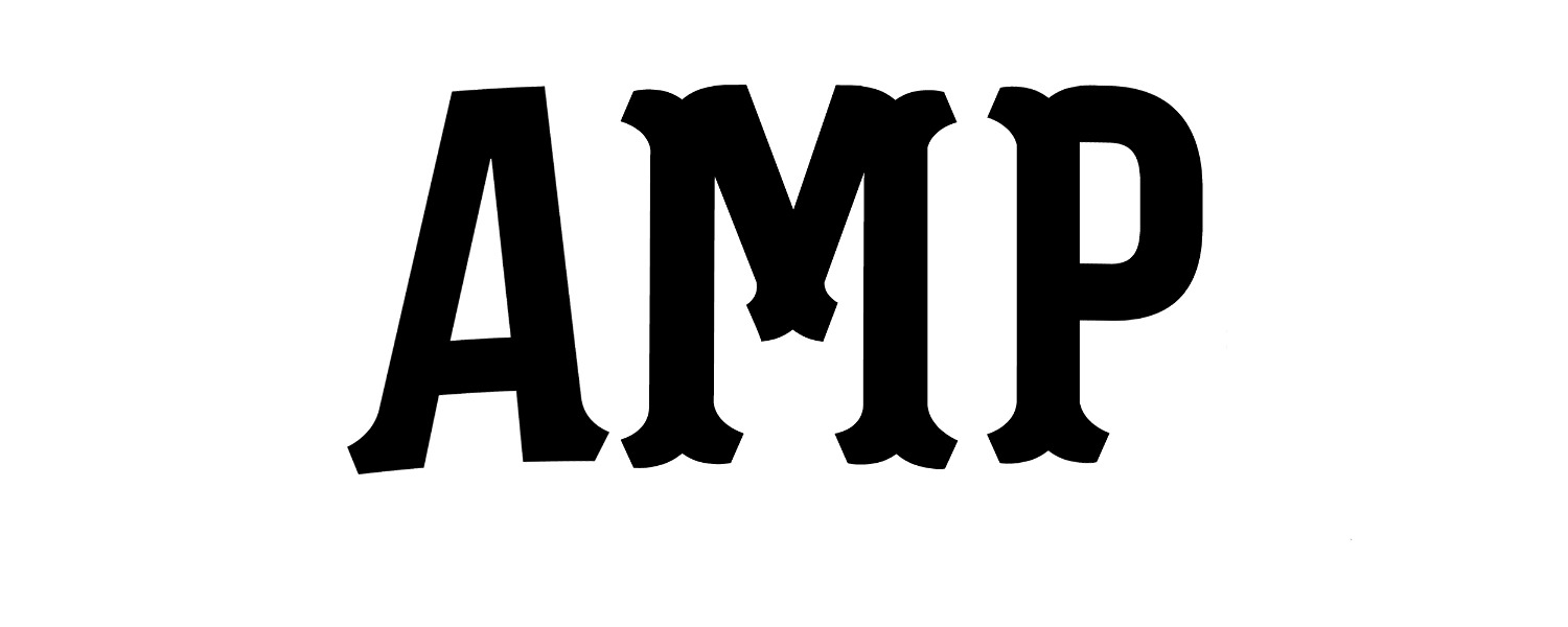 AMP - font name please?