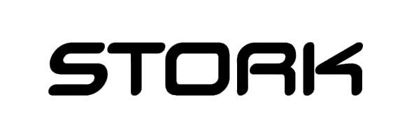 STORK - font name?