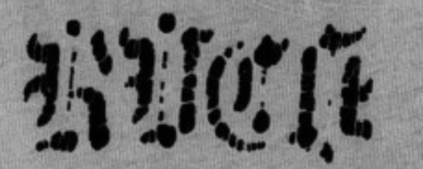 Can anybody read this?
