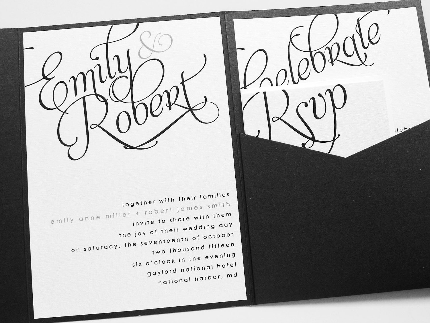 Wedding Invitation font (the font on the top half of the ima