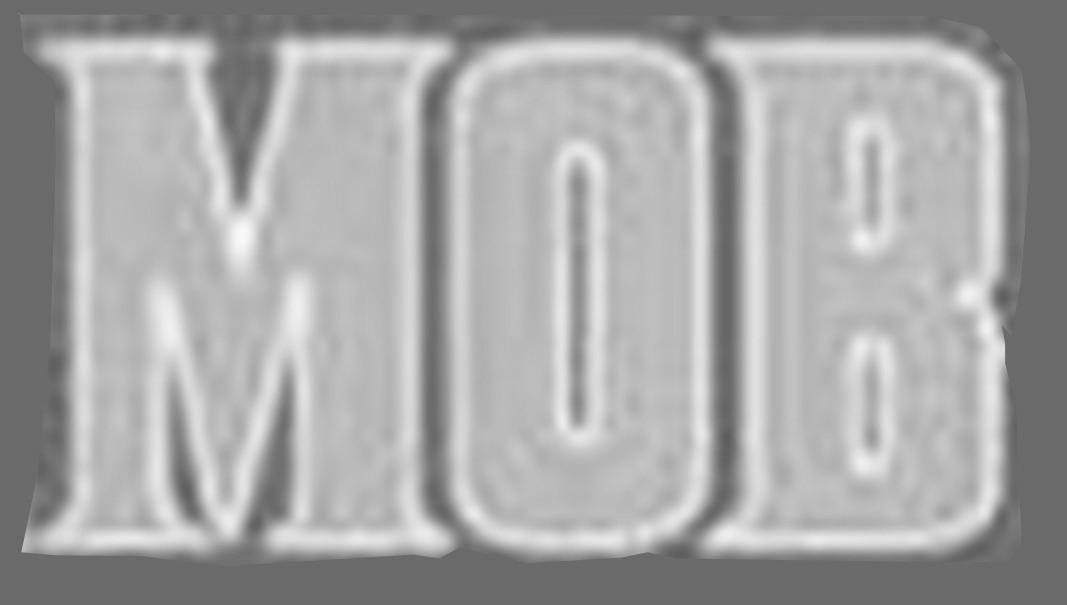 MOB font