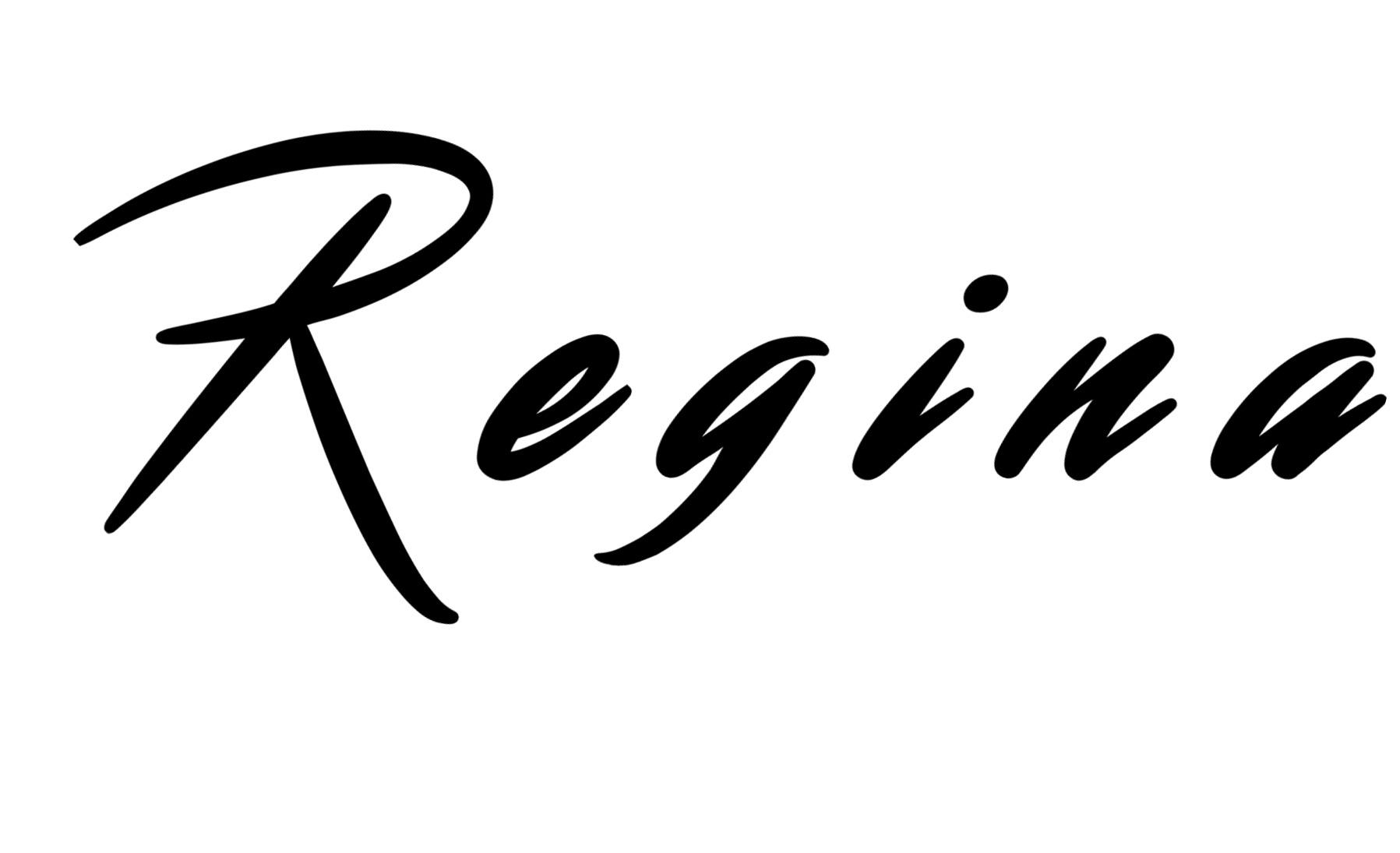 ID font: Regina
