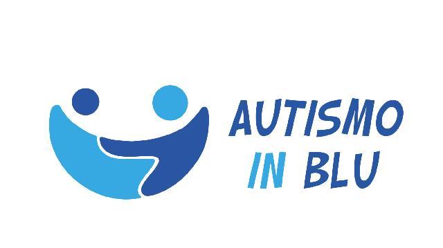 Logo Autismo in blu